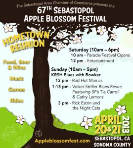 apple blossom fest